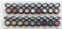 Wholesale name brand makeup free shipping resale online - Brand name DHL hot new makeup single color g eyeshadow