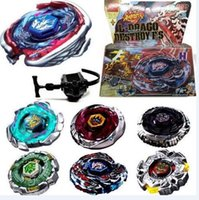 Wholesale beyblade usa for sale - Group buy 20Pcs SF Express Style BIG BANG PEGASUS BEYBLADE D TOP METAL FUSION FIGHT MASTER NEW LAUNCHER USA BB105