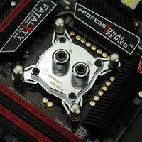 Wholesale Intel Cpu Board - For Intel LGA 1150 1155 1151 1156 Computer CPU Copper water cooling Cooler block full metal board Micro-injection type waterway