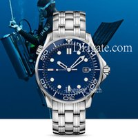 Wholesale Water Resistant Watch China - Machinery Watches Men Luxury Brand Watches 41mm Stainless Steel Men AAA China Luxury High Quality Ceramic Bezel Waterproof 30M Wristwatch