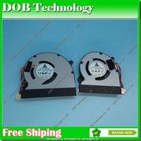 вентиляторы охлаждения asus cpu оптовых-Ноутбук для процессора и графического процессора для Asus Eee Pad EP121 B121 KDB05105HB AH1G 5 В KDB05105HB-AH1G KDB05105HB AH1F охлаждающий вентилятор