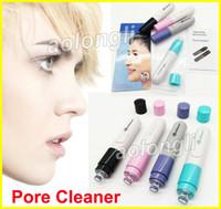 beste elektrowerkzeuge großhandel-Beste Reinigung Haut Mitesser Entferner Nasenreiniger Elektrische Gesichtsschmutz Saugen Akne Vakuum Porenreiniger Gesichtspflege Werkzeug Poren festziehen