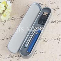 ego doppelsätze großhandel-Vape CE3 O-Pen Touch Akku mit USB-Ladegerät 510 Gewinde E-Zigarette Wachs Ölstifte für CE3 Vaporizer Patronen