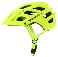 ay yol toptan satış-AY MTB Bisiklet Bisiklet Spor Güvenlik Kask OFF-ROAD Süper Dağ Bisikleti Bisiklet Kask Açık Havada Sürme Koruyucu