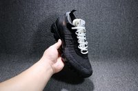 Wholesale Hunt Big - 2018 New 10X Off Vapormax Running Shoes for Men & Women, AAA Quality Big Air Cushion Off- Vapormax Sport Sneakers Eur 36-45