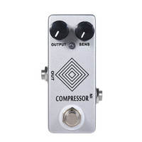 Wholesale Guitar Effect Compressor - MOSKY Classic Dynamic Compressor Pedal Electric Guitar Effect Pedal True Bypass Guitar Accessories