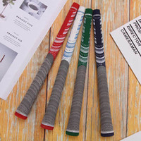 Wholesale orange golf clubs - Golf Clubs Grips Golf Irons Grips New High Quality Rubber 4 Colors Choice
