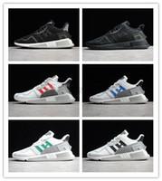 zapatos para correr talla 17 al por mayor-Nueva llegada Ultra EQT Support Future 93 17 Blanco negro rosado Hombre mujer calzado deportivo Zapatillas Zapatillas de deporte Tamaño 36-45