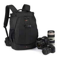 Wholesale aw free - Free Shipping NEW Lowepro Flipside 400 AW Camera Photo Bag Backpacks Digital SLR+ ALL Weather Cover