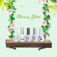 Wholesale Harmony Gelish Soak Off - 48pcs Nail Art Brand Harmony GELISH Soak off UV   LED Gel Polish .5oz   15ml   0.5oz