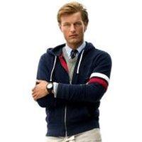 hoodie große größe großhandel-Freies Verschiffen! Klassische Marke Männer Polo Hoodies und Sweatshirts Herbst Winter 100% Baumwolle große Pferd Männer Hoodies Größe S-2XL.