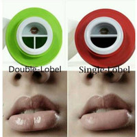 Wholesale lip plumper resale online - Girls Lip Plumpers NO LOGO for Apple Lips Enhancer Double or Single Lobed Lip Suction Plumper lips candylipz Beauty Lips Care Tools