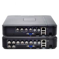 système de vidéosurveillance h.264 achat en gros de-AHD 1080P 4CH 8CH CCTV DVR Mini DVR 5IN1 Pour Kit de vidéosurveillance VGA HDMI Système de sécurité Mini NVR Pour 1080P Caméra IP Onvif DVR PTZ H.264