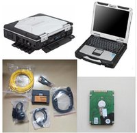 Wholesale Used Diagnostic Tools - 2018 for bmw icom a2 b c with laptop cf30 software 500gb hdd ista expert mode diagnostic tool for cars and trucks ready to use