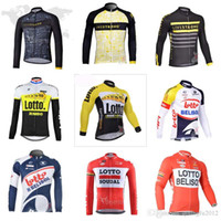 LIVESTRONG LOTTO team Cycling long Sleeves jersey Breathable Mountain bike  racing MTB sport clothing ropa ciclismo C1710 928f9f41a