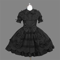 Wholesale belle costumes for women online – ideas Halloween Costumes for Women Southern Belle Costume Black Victorian Dress Ball Gown Gothic Dress Plus Size XL XL XL Costume
