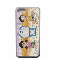 Wholesale iphone cases doraemon for sale - Top Doraemon Phone Case For Iphone c s s plus splus plus Samsung Galaxy S6 S7e