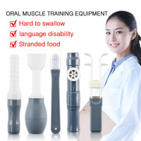 Wholesale Oral Perceive Disorders Rehabilitation Tongue Function Tongue Massager Language Disability Health Care Stroke Brain Diseases