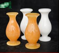 vasos de jade venda por atacado-