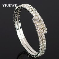 2ecbbd47c8 crystal belly dance Australia - Fashion Crystal Belly dance hand armlessly  bridal jewelry bracelet bridal accessories