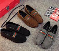 плоские старинная обувь оптовых-США size5.5 -10 мужская Повседневная обувь кожа синий / черный / коричневый повседневная плоская обувь, мужская ручной работы старинные мокасины