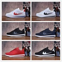Wholesale Blue Sculptures - 2017 Hot Sale Cortez Mens Womens Net Point Classic Running Shoes for Sculpture High Frequency for High quality Casual Sports Sneakers 36-45