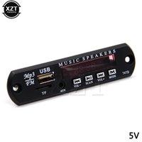auto ferndecoder großhandel-USB TF Radio MP3 Decoder Board Audio Modul 12 V Micro Musik Lautsprecher für Auto Remote Music Lautsprecher