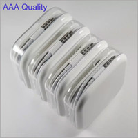 aaa iphone achat en gros de-100% test AAA 3.5mm Écouteurs In-Ear Stéréo Casque Avec Micro Contrôle Du Volume Pour i 5 6 7 Plus Samsung S4 S5 iPhone Android MQ200