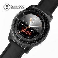 se watch оптовых-Samload KW28 мода смарт-часы поддержка SIM/TF карты мужчины наручные часы фитнес-трекер для SE 5 6 7 8 Xiaomi Huawei