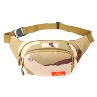 Wholesale Fashion Golf Bags - Wholesale- ASDS Fashion Canvas Waist Belt Bag Vintage Shoulder Sling Fanny Pack Hip Wallet free shopping
