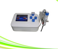 Wholesale portable rf face skin device resale online - portable salon spa aesthetic portable rf radio frequency slimming machine spa radio frequency face lift device
