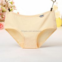 Wholesale cotton panties for women - 5.5Z Women Underwear Cotton Sexy contton Everyday Style Panties Briefs Ladies Knickers Lingerie Intimates for Women