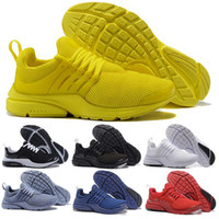 Wholesale b essential - Classic Presto ESSENTIAL Men Women Sneakers Tripel Black White yellow red Running Shoes mens sports shoes athletics Jogging shoes eur 36-45