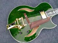 tipos de guitarras al por mayor-Los mejores fabricantes de guitarras de jazz fabrican todo tipo de guitarras eléctricas y pueden personalizar el envío libre de EMS