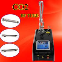 kesirli lazerler toptan satış-Yeni gelen! Profesyonel non-invaziv fraksiyonel CO2 lazer vajinal gençleştirme tedavisi co2 fraksiyonel lazer ekipmanları satılık