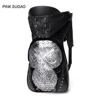 coruja alta venda por atacado-Mochilas de designer de réplica de alta qualidade, marcas famosas, sacolas de grife, mochilas de luxo para viagem e escola.