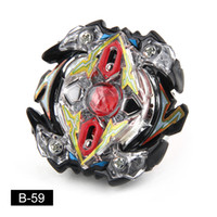 Wholesale beyblade metal fusion toys online - Promotional Metal Beyblade Games Toy Beyblade Battle Top Single Without Launcher Spinning Top Metal Fusion