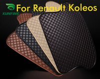 Wholesale Car Styling Car Trunk Mats for Renault Koleos Trunk Liner Carpet Floor Mats Tray Cargo Liner Waterproof Colors Opitional