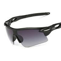 Wholesale mtb frame full - Sports Photochromic Men Outdoor Glasses Cycling Eyewear Bicycle Glass MTB Bike Bicycle Riding fishing Cycling Sunglasses