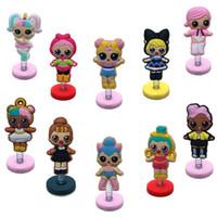 лучшие стенды оптовых-Бесплатная доставка стоя кукла партии Лол пользу украшения игрушки для TableCar и розничной торговли для малыша лучшие подарки