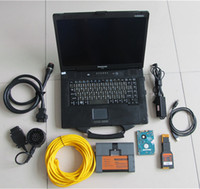 Wholesale ram for laptop 8gb online - Best Quality ICOM A2 for BMW with CF Laptop i5 cpu gb ram with hdd in1 Full Set
