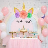 Wholesale Unicorn Birthday Party Decorations For Sale