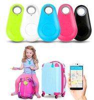 Wholesale alarm for lost cell phone resale online - Smart Selfie Tracker key finder bluetooth locator Anti lost alarm child tracker Remote Control Selfie for iPhone IOS Android key ITags