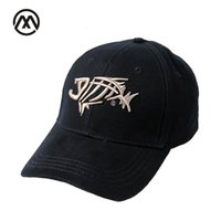 Wholesale Sunshade Caps - Outdoor fishing hat man sunshade sun visor g.loomis breathable adjustable hat fishing hook high quality fashion baseball cap