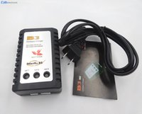 Wholesale rc helicopter battery chargers - High Quality New Multifunction iMaxRC iMax B3 Pro Compact 2S 3S Lipo Balance Battery Charger EU US Plug For RC Helicopter