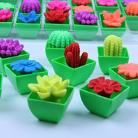 Wholesale magic flower plant resale online - Colorful Growing In Water Bulk Swell Plants Expansion Toy Creative Magic Glow Flower Toys Kids Party Favor Gift
