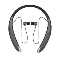 écouteurs chinois achat en gros de-V8 Casque sans fil V8 Casque avec Casque / haut-parleur double usage pour Samsung S9 S9 Plus Chinois / Anglais commutateur Écouteur