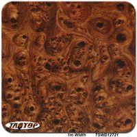 gráficos de película al por mayor-iTAATOP 50 square Width 1m new grano de madera imagen líquida hydro graphics transferencia de agua película de impresión TSWD12721