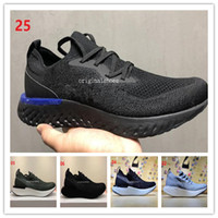 Wholesale Tops For Women Sale - 2018 Popular Top Epic React Instant Go Fly Breath Comfortable Sport Boost EPIC Running Shoes For Sale Women Men Athletic Sneakers