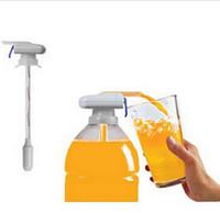 ingrosso case portatili in vendita-Vendita CALDA Portatile Utile Rubinetto Magico Elettrico Automatico Succo d'acqua Bevitore Dispenser Home Essential 3 pz / lotto